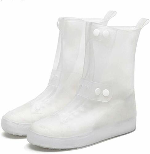Waterproof Boot and Shoe Cover Reusable Non Slip Rain Snow Overshoe Foldable