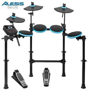 Batterie / drum électronique usagé complet ALESIS DM LITE