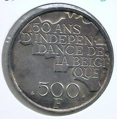 500 frank 1980 frans * nr 5607