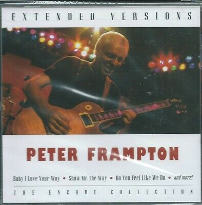 Extended Versions by Peter Frampton (CD, Nov-2000, BMG Special Products)