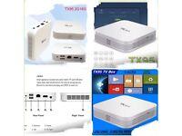 TX95 Amlogic S905W Android 7.1 TV BOX 2GB 16GB Quad-Core 64bit 2.4/5Ghz WiFi BT 4.1 H.265 Full HD 4K