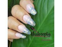 Mobile Nail Technician Stylist - Gel Polish, Acrylics, Manicure & Pedicure