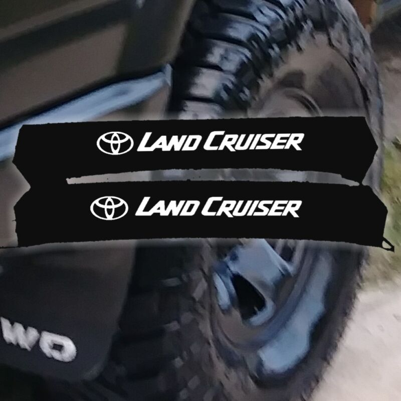 Roof Rack Pads Land Cruiser