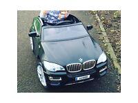 Ride on BMW X6