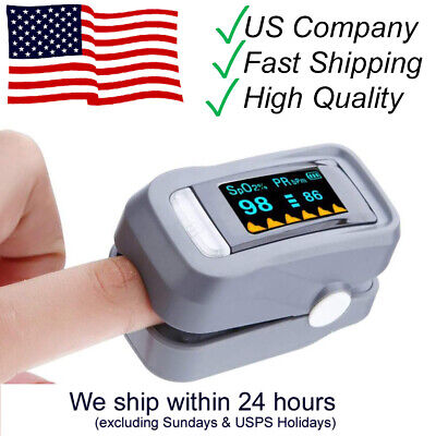 Fdacefree Pouch- Pulse Oximeter Fingertip Blood Oxygen Monitor