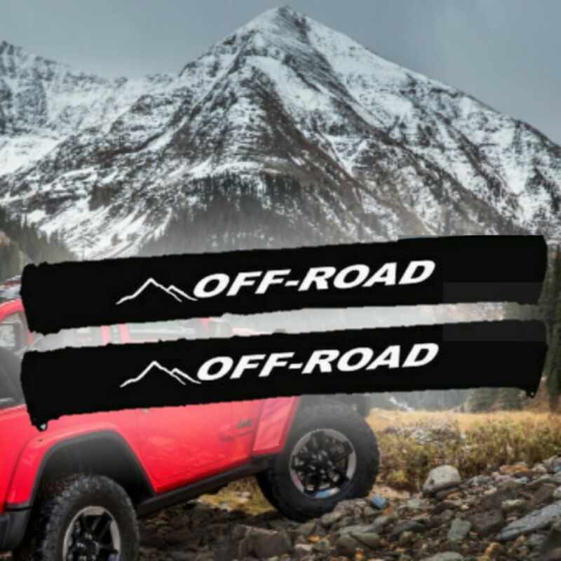 Roof Rack Pads Off Road
