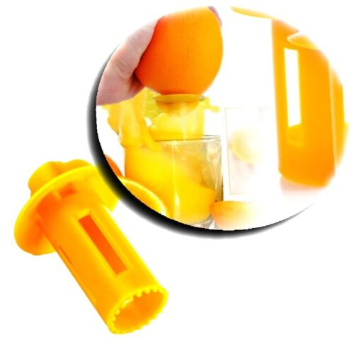 New! Orange Press Juicer Lemon Squeezer Press Orange Juice E
