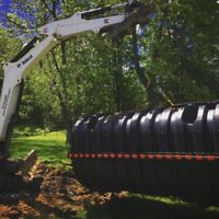 Septic Excavation and Installation