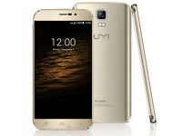 New Original 5.5'' UMI ROME X Gold 3G Smartphone 13MP SONY CAM Quad core Android 5.1 1GB+8GB GPS