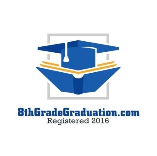 8thGradeGraduation.com Premium 5 Year Old 8th Grade Graduation Brand Domain Name - $0.01
