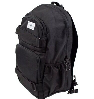 Brand New W/ Tags Vans Backpack W/ Skate Board Carry Straps And Laptop Pocket