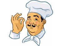 EXPERIENCED CHEF REQUIRED MUST BE ABLE TO COOK PERSIAN/TURKISH OR MIDDLE EAST FOOD