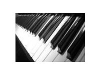 Piano, Singing and Music Theory Lessons