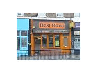 BALHAM SHOP WITH A3 LICENSE TO LEASE OUT, JUST A FEW DOORS FROM BALHAM STATION