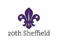 20th Sheffield Scout Group's Bonfire and Firework Spectacular, 4 November 2017.