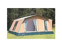 Cabanon Antigua 5 berth frame tent. Used but well loved and in Very Good condition.