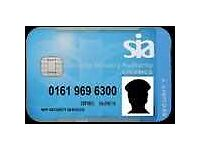 SIA Door Supervisor Course £200