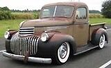 46 Chev pick up rear guards wanted Wyalong Bland Area Preview