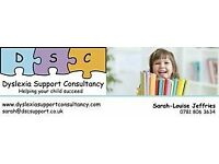 Dyslexia Assessments and tuition