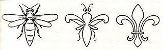 Le lys et l'abeille