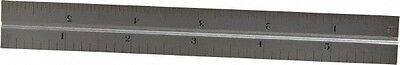 Starrett 6 Inch Long Blade 4r Graduation Combination Square Blade Satin Chro...
