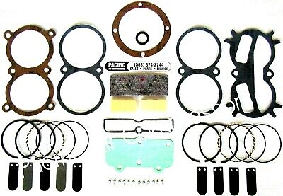 5z185 2z630 Pump Rebuild Kit Campbell Hausfeld Sears Wards Speedair 3 Bore