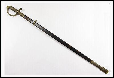 Antique Islamic Sword dated 1915 1333 Hijri Russian style Dragoon LOOK unknown