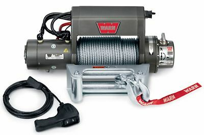 Used, WARN 27550 XD9000I Premium 9000lb Self Recovery Winch 12v 4.6HP Roller Fairlead for sale  Shipping to South Africa