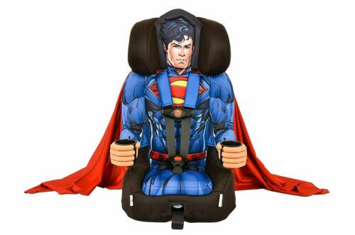KidsEmbrace Combination Booster Car Seat - Superman - Brand New! Free Ship!