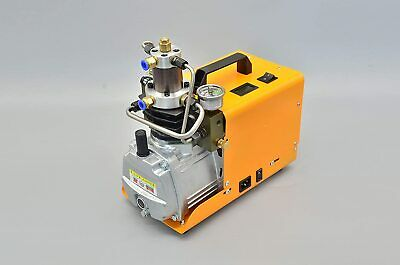 30mpa 4500psi High Pressure Air Compressor Pcp Airgun Scuba Air Pump 110v220v