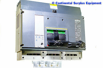Schneider Electric PowerPact RJ 1200 Circuit Breaker RJA36120CU31A FREE SHIPPING