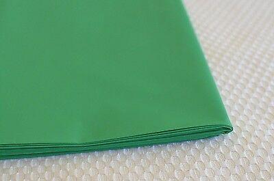 Premium Plastic Emerald Green Table Skirt 29