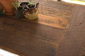 Custom Handmade Recycled Hardwood Table and Bench Seats Coorparoo Brisbane South East Preview