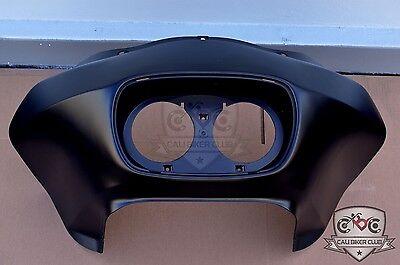 Road Glide Outer Front Fairing Matte Black Flat for Harley  1998-2013