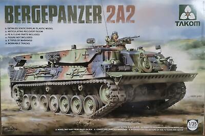 Takom 2135 Bundeswehr Bergepanzer 2A2 1:35