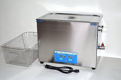 Dsa800se-sk2 30l 8gal 1600w 40khz Digital Ultrasonic Parts Cleaner Basket Lid