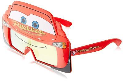 Lightning McQueen Sunstaches Glasses Fancy Dress Halloween Costume Accessory