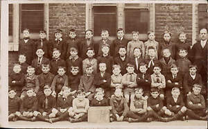 Shillington-near-Hitchin-School-Group-1923-Class-V