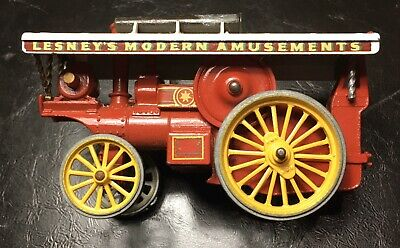 Matchbox Models of Yesteryear Y9 Fowler Big Lion Showman's Engine Excellent