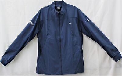 Lacoste Sport Novak DJ Okovic Windbreaker Jacket Size 54/XL