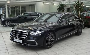 Mercedes-Benz Lim. S 400 d 4Matic L Augmented Reality Tageszul