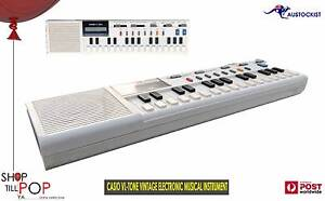 Casio VL-Tone VL-1 | Vintage Synth Explorer Keyboard Instrument Kingsley Joondalup Area Preview