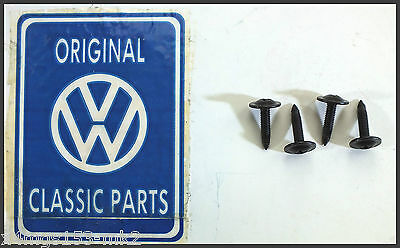 VW MK2 Golf - Genuine OEM - Dashboard M3.5 x15 Short Screws 4 Pack - Brand New!!