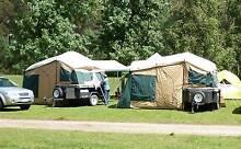 Australian Custom built Camper Trailer Frankston Frankston Area Preview