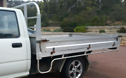 Toyota Hilux Extended Aluminum Tray High Wycombe Kalamunda Area Preview