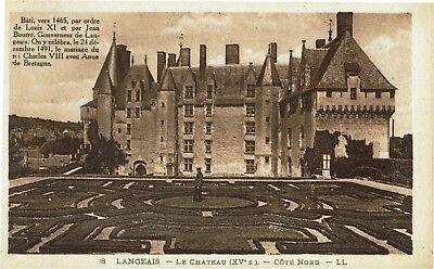 CPA - Carte postale - FRANCE -LANGEAIS - Son Château (iv 212)