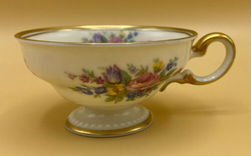 Castleton China CASTLETON ROSE Demitasse Cup (s) Vintage