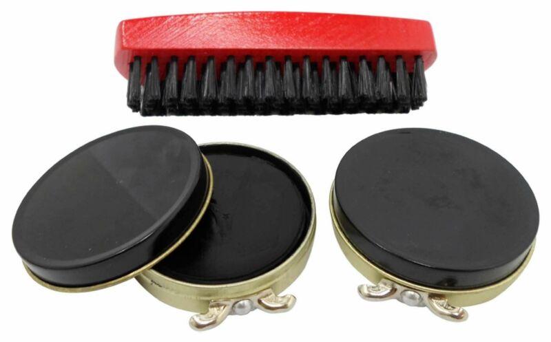 3 Pc. Shoe Polishing Kit (Pack of: 1) - CARE-91200