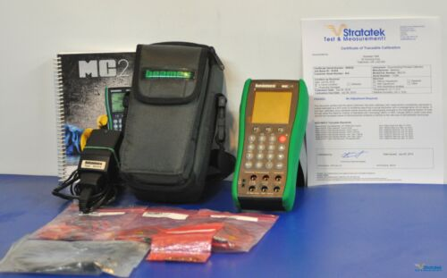 Beamex MC2-R Documenting Process Calibrator HART - NIST Calibrated w/ Warranty