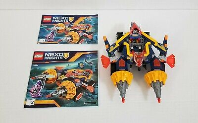 Lego Nexo Knights - Axl's Rumble Maker - (70354) - Incomplete